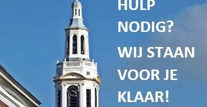 Straatcoördinatoren/burenhulp in Nijkerk, Nijkerkerveen en Hoevelaken