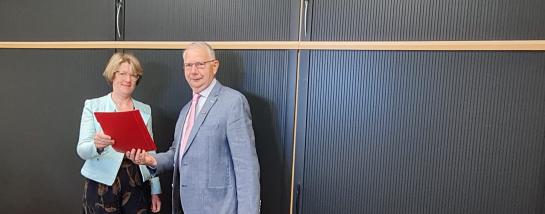PCSO en Sigma zetten handtekening onder nieuw projectplan voor zelfredzaamheid ouderen